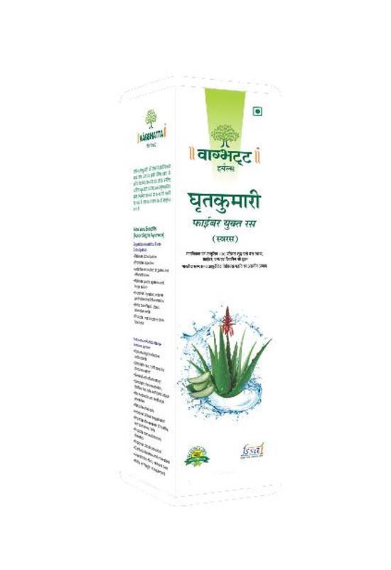 Aloe Vera Fiber Juice 1000ml