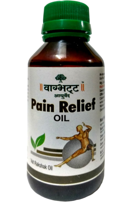 PAIN RELIEF OIL 100ML